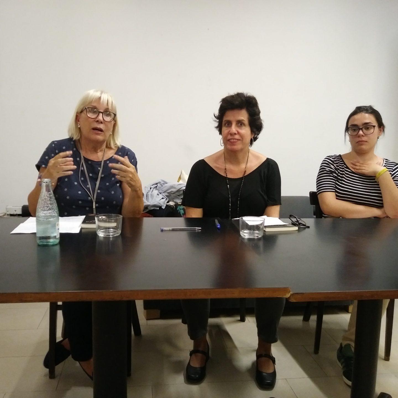 Presentación de Sota terra, una novela de Elena Gavarró