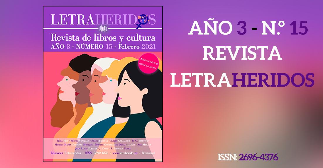 Revista Letraheridos 15 (2021 febrero) Año 3
