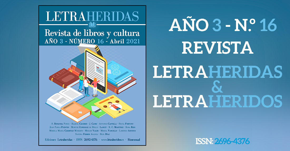 Revista Letraheridas 16(2021 abril) Año 3