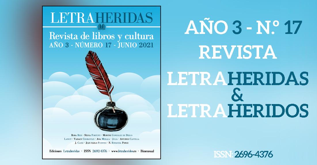 Revista Letraheridas 17(2021 junio) Año 3