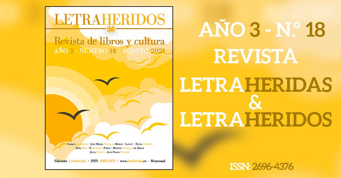 Revista Letraheridos 18(2021 agosto) Año 3